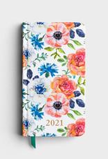 Floral Premium Pocket Planner