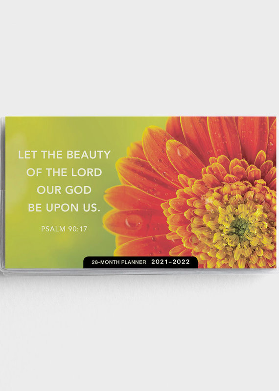 Psalms 28 Month Planner