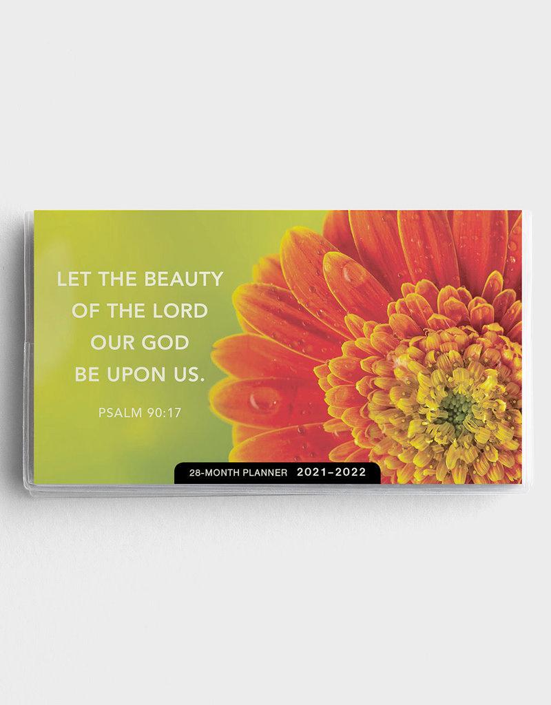 Psalms 28 Month Planner