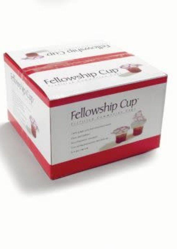 Broadman Communion-Fellowship Cup Prefilled Juice/Wafer (Box Of 250)
