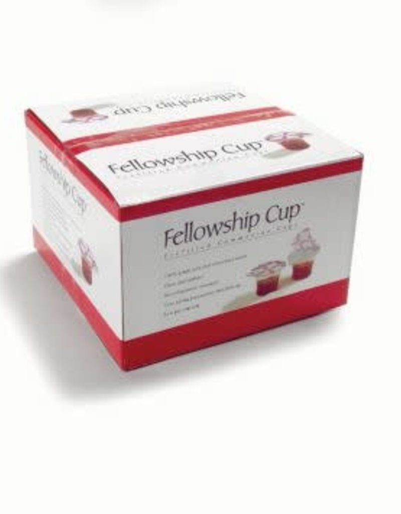 Broadman Communion-Fellowship Cup Prefilled Juice/Wafer (Box Of 250)