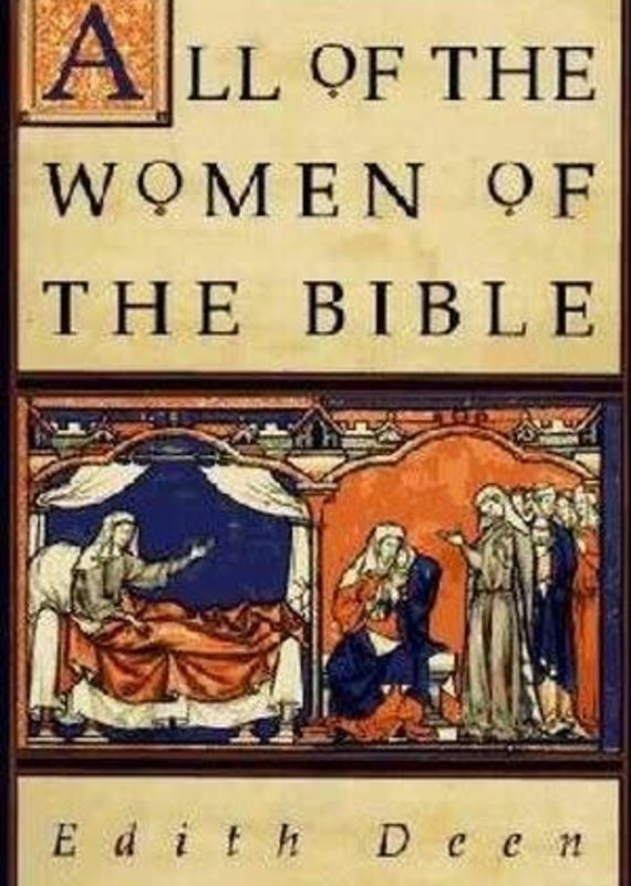 HarperCollinsPublishers All the Women of the Bible
