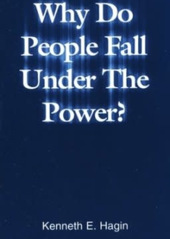 Faith Library Publications Why Do People Fall Under The Power