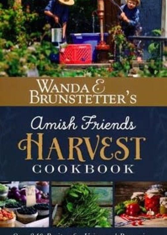 Shiloh Wanda E Brunstetter's Amish Friends Harvest Cookbook