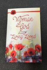 CTA WOMAN OF GOD DEVOTION BOOKS
