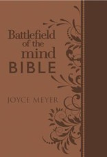 Faith Words Amplified Battlefield of the MInd Bible  Brown Joyce Meyer