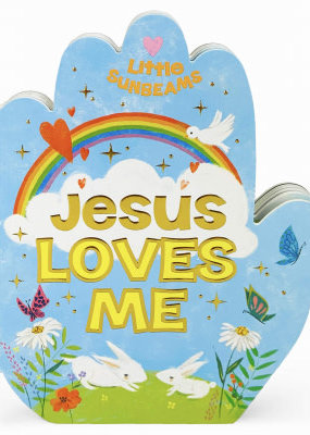Cottage Door Press Jesus Loves Me