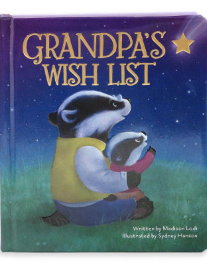 Cottage Door Press Grandpa's Wish List