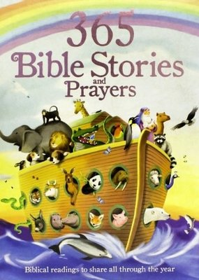 Paragon 365 Bible Stories & Prayers