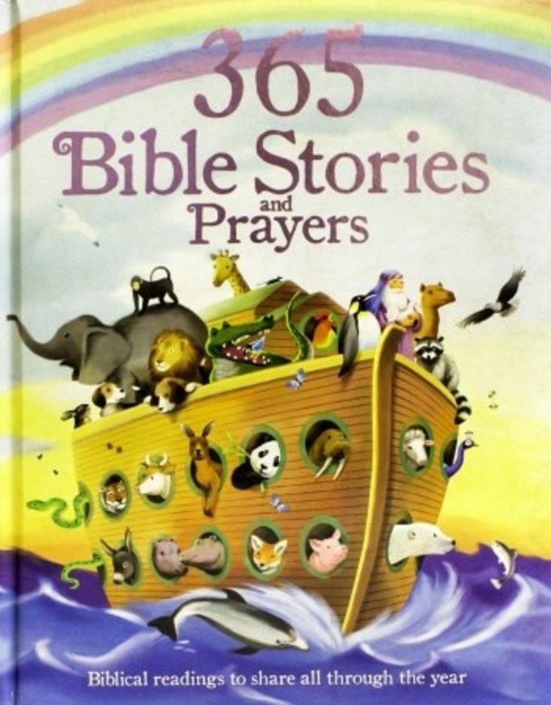 Paragon 365 Bible Stories & Prayers