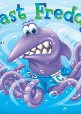 GLM Publishing Fast Freddy: Adventures Of The Sea Kids