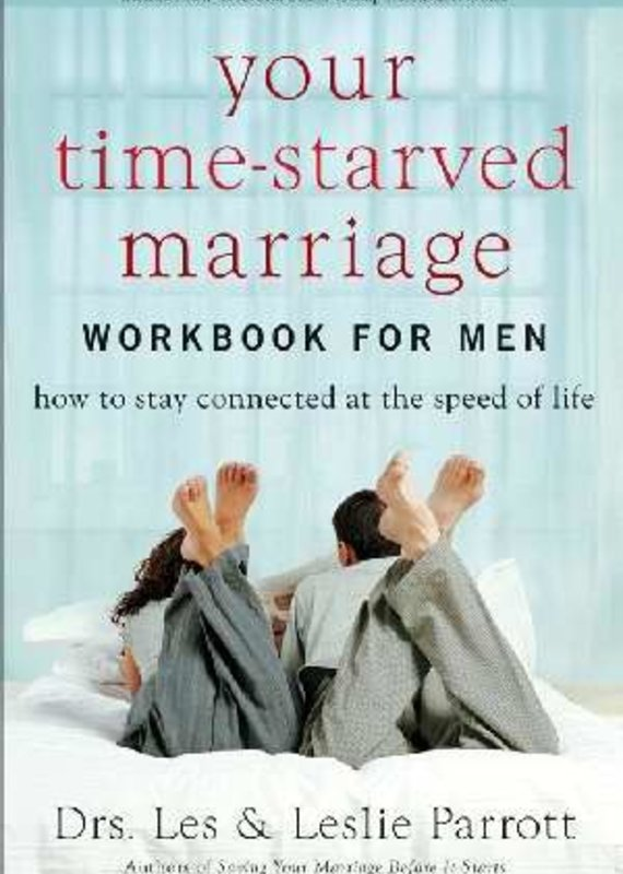Zondervan Your Time-Starved Marriage Workbook for Men