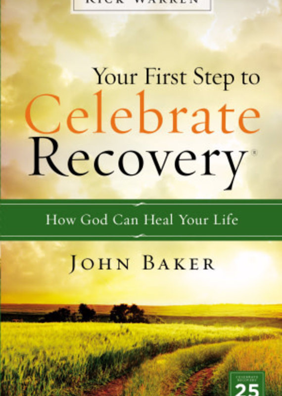 Zondervan Your First Step to Celebrate Recovery