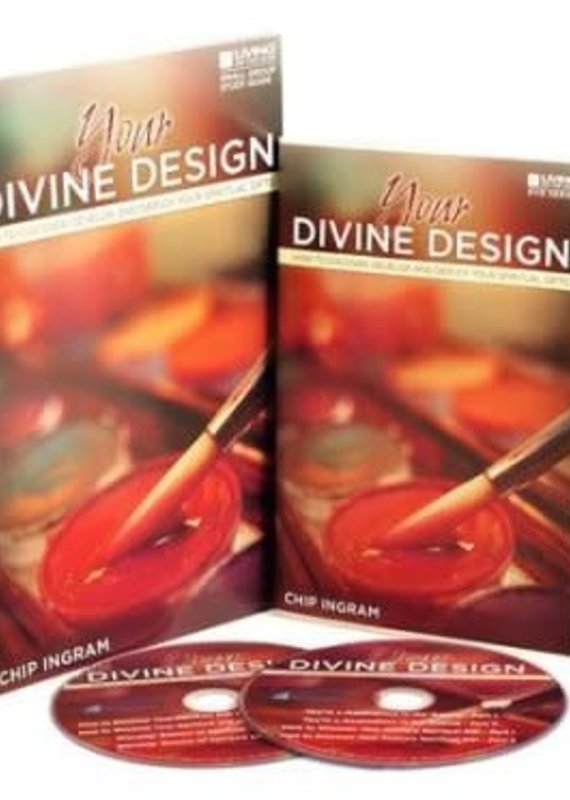 Living On The Edge Your Divine Design - Study Guide & DVD