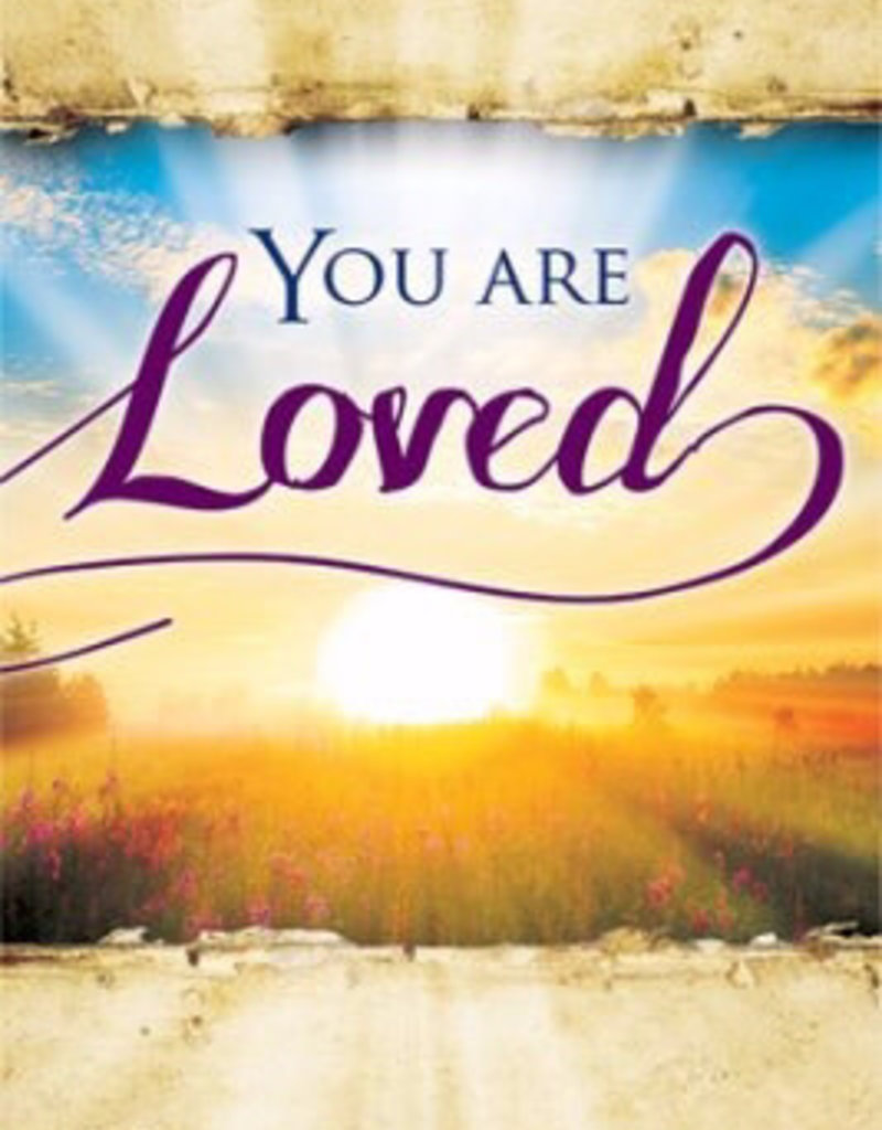 You Are Loved Easter Share Booklets