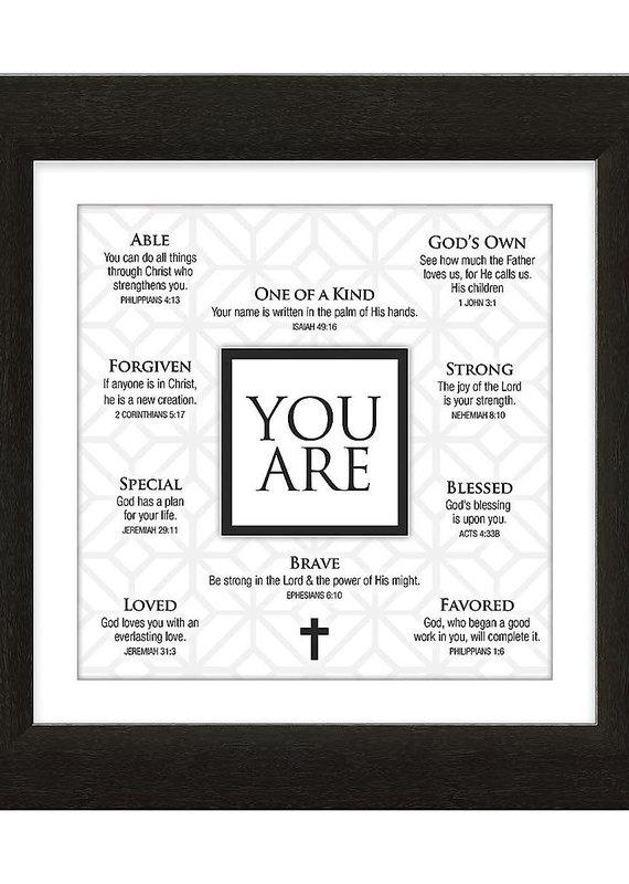 You Are Framed Art