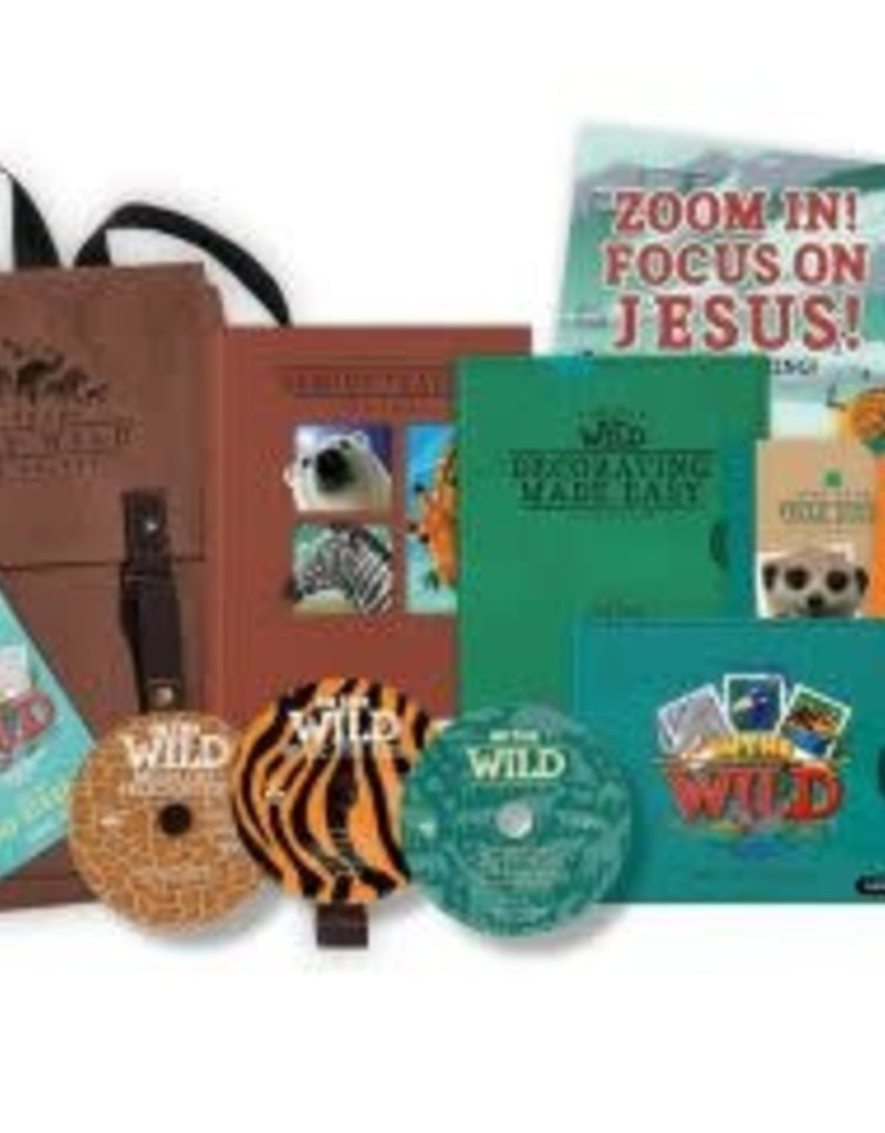 B & H Publishing VBS - In The Wild Jump Start Kit (2019)