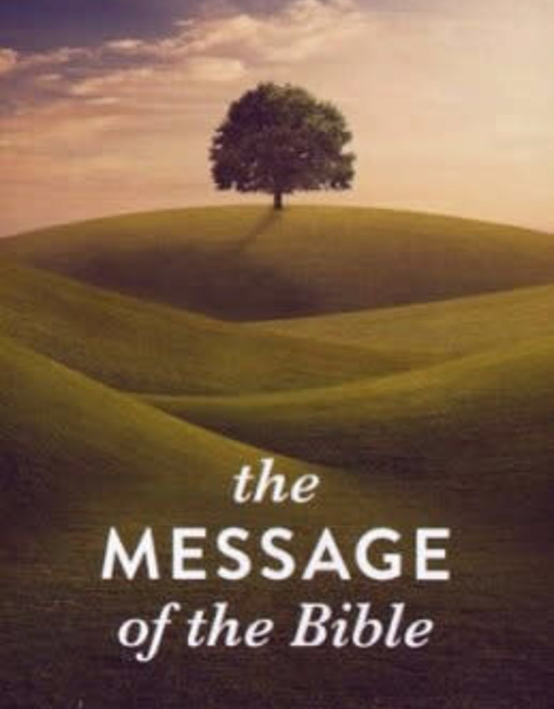 Tract-The Message Of The Bible -Single -