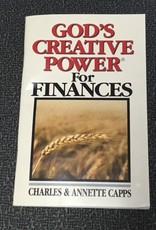 Tract - God's Creative power for finances