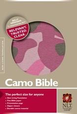 Tyndale NLT Compact Camo Bible