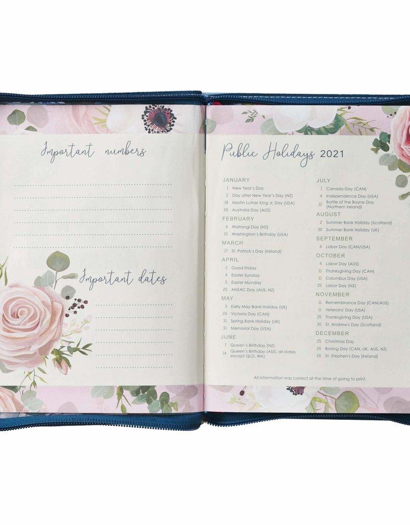 Planner-2021-Daily Planner For Women