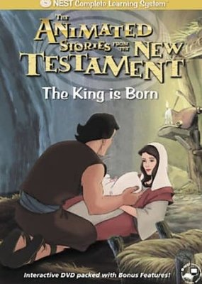 NEST Family Entertainment The Animated Stories from the NT The King is Born