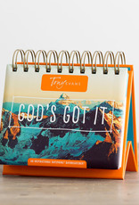 Tony Evans - God's Got It - 365 Day Perpetual Calendar