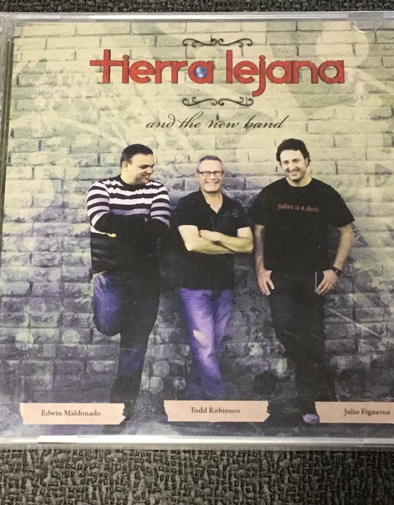JBE Productions Tierra Lejana - Edwin Maldonaldo
