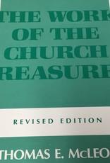 The Work of the Church Treasurer