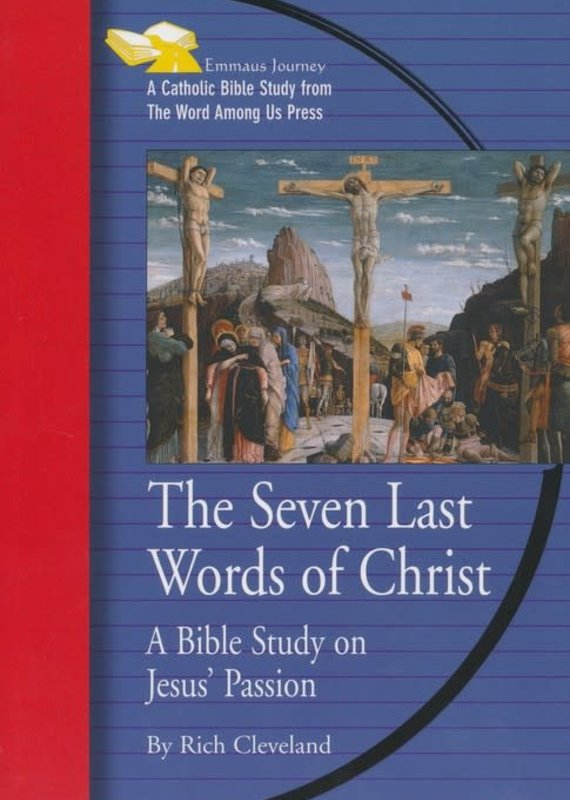 Word Among Us Press The Seven Last Words of Christ