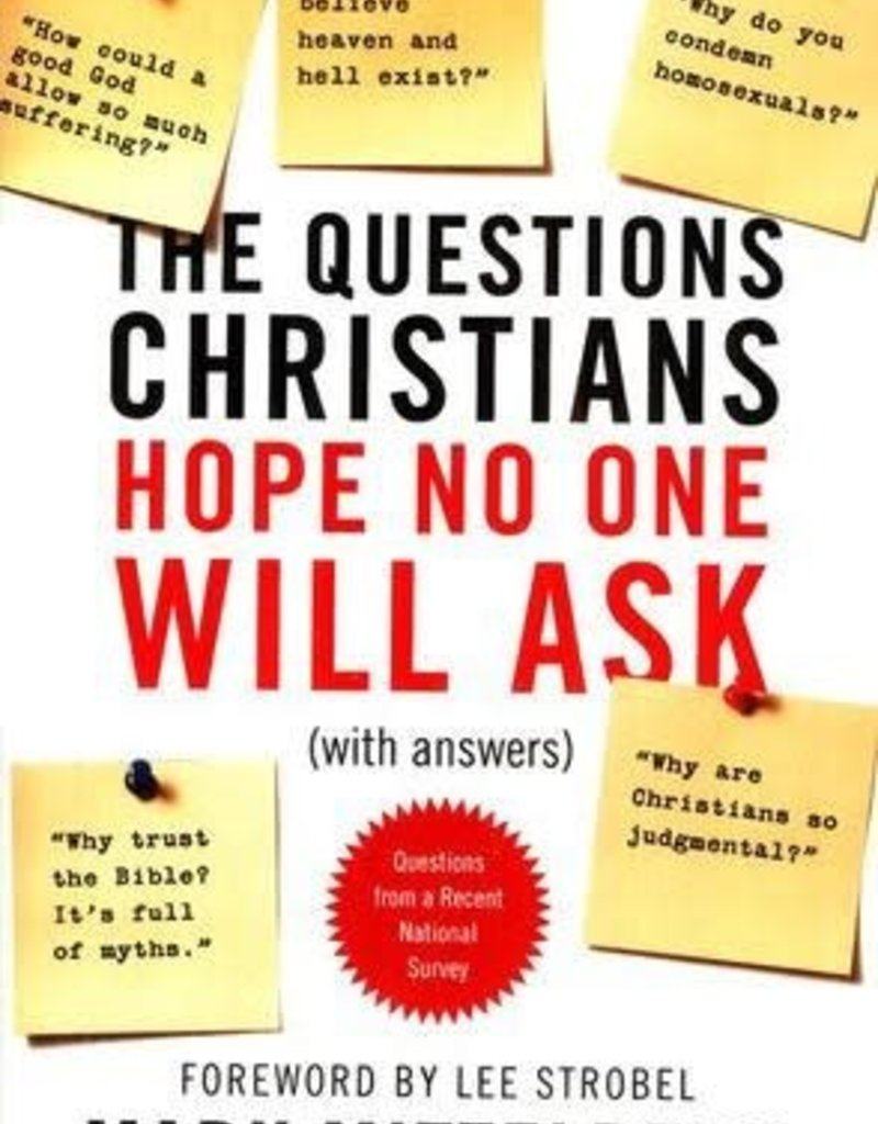 Tyndale The Questions Christians Hope No One Will Ask