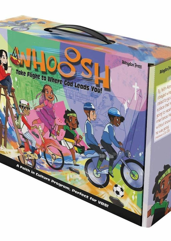 Abingdon Press VBS-Whooosh Starter Kit (2019) Take Flight To Where God Leads You!