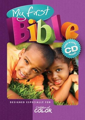 Urban Spirit Publishing Co My First Bible For Children Of Color