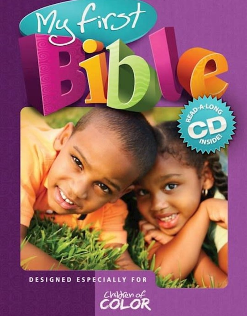 Urban Spirit Publishing Co My First Bible: For Children Of Color