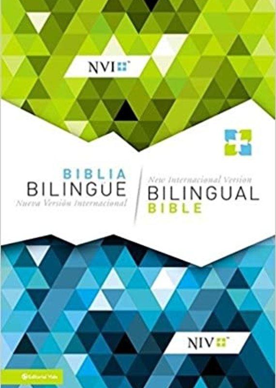 Zondervan Span-Nvi/Niv*Bilingual Bible (Updated)