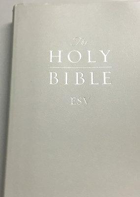 ESV Gift & Award Bible White Imitation Leather