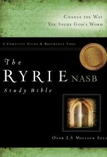 Moody Publishing NASB Ryrie Study Bible Black Bonded leather