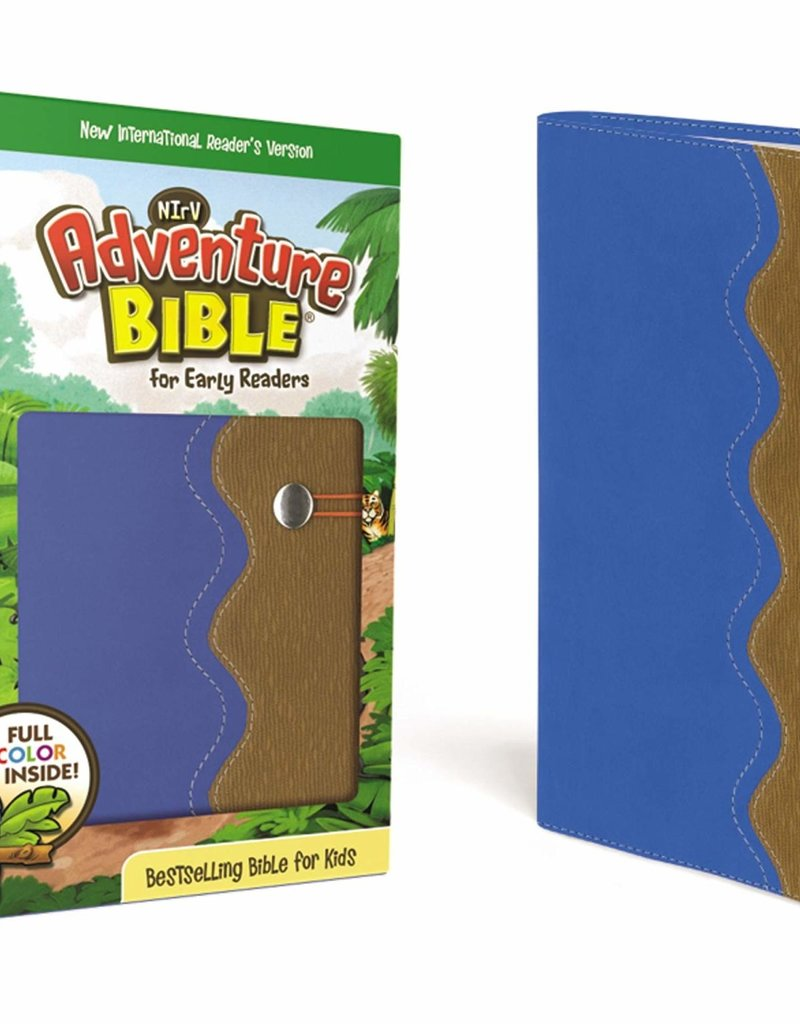 NIrV Adventure Bible For Early Readers (Full Color) (9780310744146)