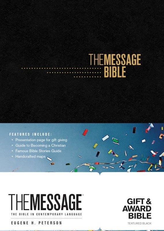 NavPress Message Gift And Award Bible