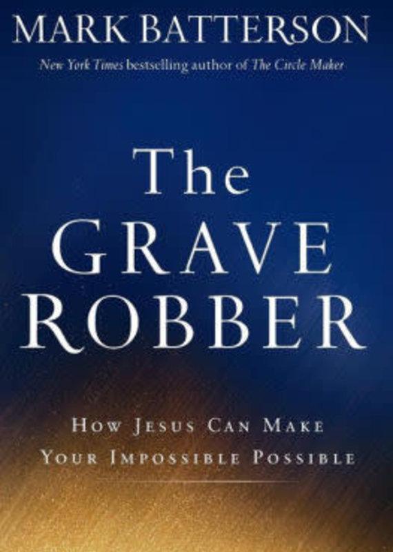BakerBooks The Grave Robber - PB