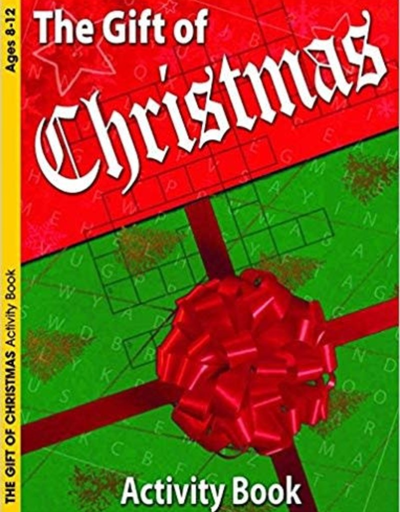 Warner Press The Gift of Christmas Activity Book (Ages 8-12)