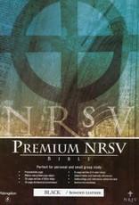 Abingdon Press NRSV Premium Gift Bible: Black Bonded Leather