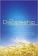 Westminster John Knox Press The Discipleship Study Bible: New Revised Standard Version including Apocrypha Hardcover