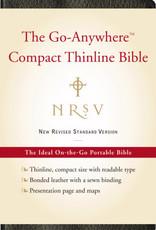 HarperCollinsPublishers NRSV Bible Compact Thinline Portable