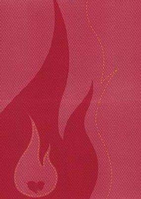 NKJV - Ignite, Imitation Leather, Pink