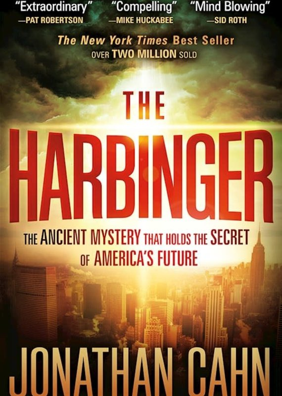 Charisma Media The Harbinger: The Ancient Mystery that Holds the Secret of America's Future