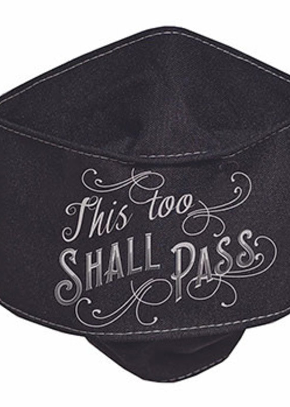 Abbey Gift This Too Shall Pass Face Mask
