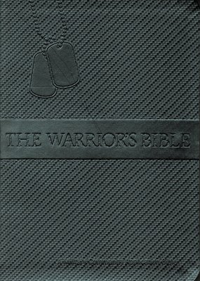 Warrior Spirit Publication NKJV Warriors Bible Gray Bonded Leather