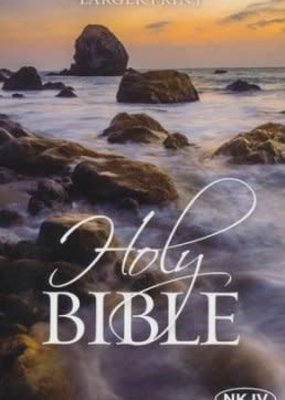NKJV large print soft cover