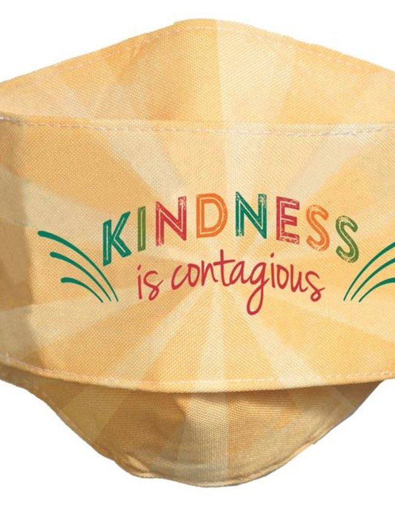 Abbey Gift Kindness Is Contagious Face Mask
